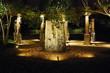 Landscape lighting designs illuminating outdoor experience mike geier and his team at lightscape designs can meet your needs for lighting landscape design and as outdoor lighting installers phone 619 778 1209 workwithnaturefo