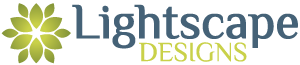 Lightscape Designs Sticky Logo